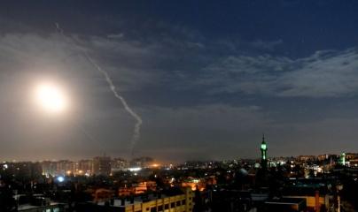 Máy bay chở 172 khách suýt bị lực lượng phòng không Syria bắn trúng