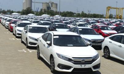 Tuần đầu tháng 12, Việt Nam chi 73 triệu USD nhập khẩu ô tô