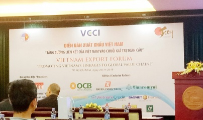 Doanh nghiệp XK VN cần nâng cao sức cạnh tranh trong chuỗi giá trị toàn cầu