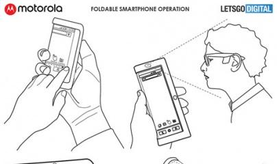 Motorola có thể ra mắt smartphone màn hình gập