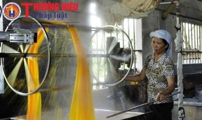 Dệt lụa Nha Xá: Làng nghề cổ hồi sinh và khởi sắc