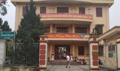 Vụ nữ cán bộ địa chính bị bắt: Chủ tịch UBND thị xã Bỉm Sơn từ chối trả lời báo chí