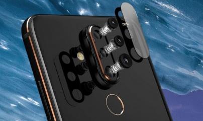 Nokia X71 có 3 camera, màn hình đục lỗ, giá từ 7,5 triệu đồng