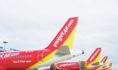 Vietjet mở bán hàng triệu vé từ 0 đồng
