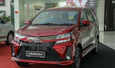 Toyota Avanza 2019 chỉ 446 triệu đồng ra mắt tại Malaysia