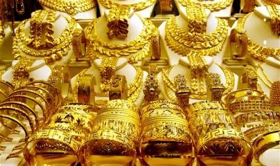 Giá vàng hôm nay 21/5: Vàng trượt khỏi mốc đỉnh 1 tháng qua