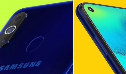 """Samsung Galaxy M40 """"bật mí"""" thông số trước ngày ra mắt"""