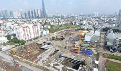 Công ty HDTC 'phá' quy hoạch, xây dựng trái phép dự án Laimian City ?