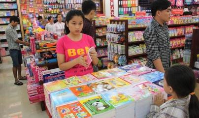 Cung ứng 110 triệu bản sách giáo khoa cho năm học mới