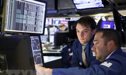 Chỉ số chứng khoán Dow Jones và S&P 500 tăng tuần thứ ba liên tiếp