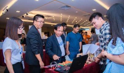 Đà Nẵng: Hội nghị triển lãm khởi nghiệp lần thứ 4