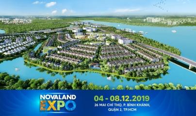 Hơn 40 thương hiệu uy tín sẽ tham gia triển lãm BĐS Novaland Expo