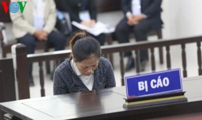 Tham ô 1,3 tỷ đồng, cựu nữ thủ quỹ ngân hàng hầu tòa