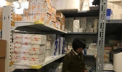 Cảnh báo thuốc kháng sinh nhập lậu bán tràn lan qua mạng