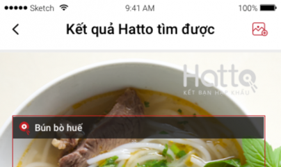 Ra mắt MXH ẩm thực Hato: Kết nối cộng đồng đam mê ẩm thực trên nền tảng trí tuệ nhân tạo