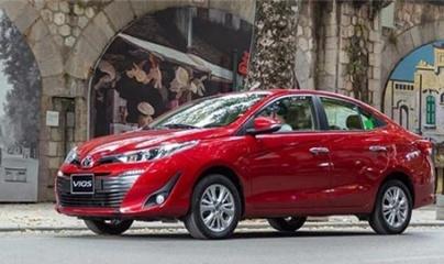 Toyota Vios 2020 có giá cạnh tranh từ 470 triệu đồng