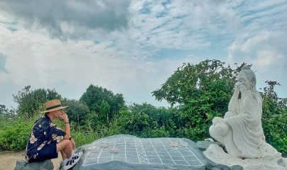 """""""Lên rừng xuống biển"""" khám phá bán đảo Sơn Trà Đà Nẵng"""