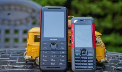 Nokia 5310 'lên kệ' với mức giá dưới 1 triệu đồng