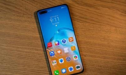 Huawei P40 trình làng với giá hơn 20 triệu đồng