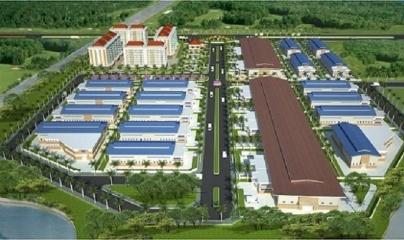 Hưng Yên cùng ngày thành lập 3 cụm công nghiệp Tân Dân – Quán Đỏ - Trần Cao