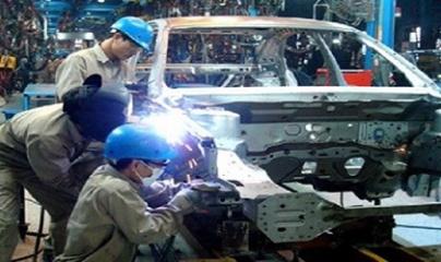 Từ ngày 10/7, linh kiện nhập khẩu lắp ráp ôtô trong nước hưởng thuế 0%