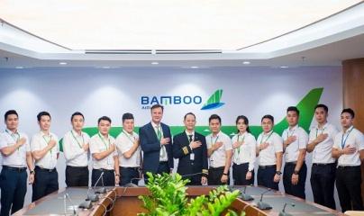 An toàn, minh bạch là tiêu chí hàng đầu trong tuyển dụng phi công và huấn luyện bay của Bamboo Airways