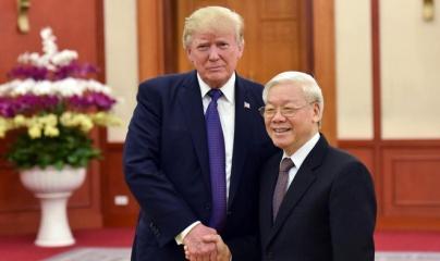 Tổng bí thư, Chủ tịch nước gửi điện mừng đến Tổng thống Mỹ Donald Trump