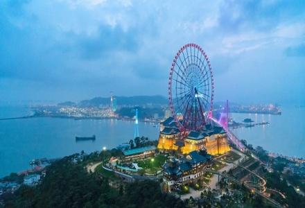 Điều chỉnh quy hoạch chung thành phố Hạ Long