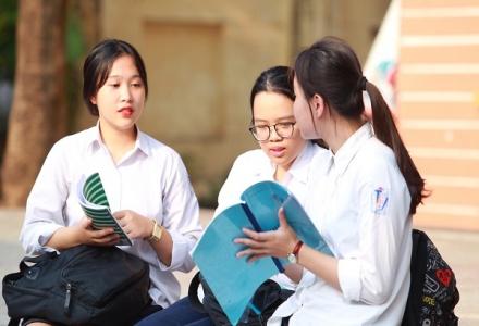 Hà Nội công bố điểm chuẩn trúng tuyển vào lớp 10 chuyên