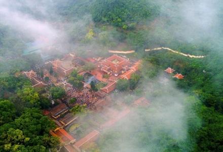'Đại gia' Xuân Trường đề xuất siêu dự án du lịch tâm linh 15.000 tỷ ở Chùa Hương