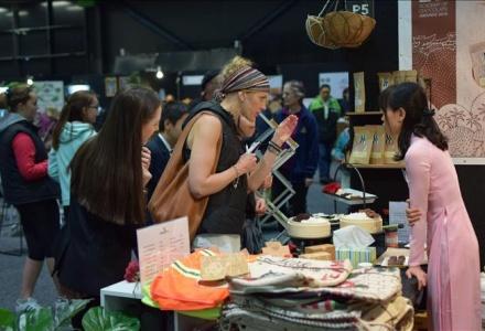 Gạo hữu cơ Việt Nam vào siêu thị New Zealand