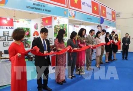 Doanh nghiệp Việt tham gia Hội chợ hàng tiêu dùng quốc tế Ấn Độ