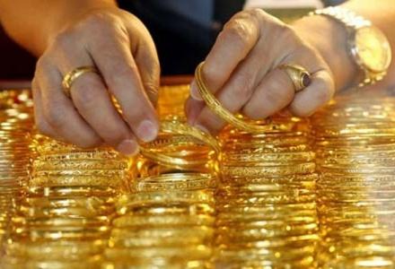 Giá vàng ngày 21/11: Vàng thế giới bất ngờ giảm
