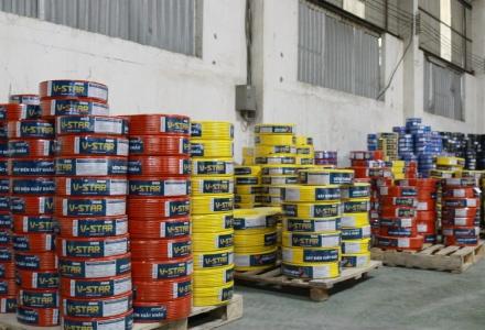Xuất khẩu dây và cáp điện Việt Nam lọt vào TOP tỷ USD