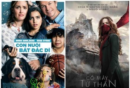 Bỏ túi 4 bộ phim chiếu rạp cực hay trong dịp Lễ Giáng Sinh và đầu năm mới 2019