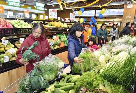 Hà Nội: Sẵn sàng cung ứng đủ hàng nông sản dịp Tết 2019