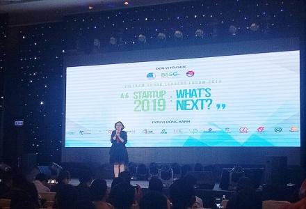 Hơn 500 Startup tham gia Diễn đàn lãnh đạo trẻ Việt Nam 2018