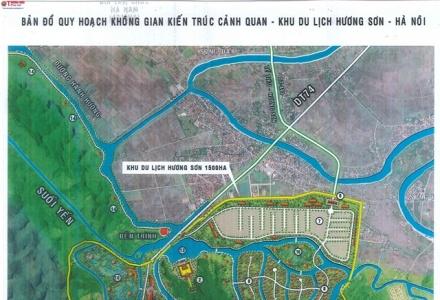 Quản lý đầu tư tại chùa Hương: Chủ tịch UBND TP.Hà Nội Nguyễn Đức Chung từng chỉ đạo không làm dự án tâm linh
