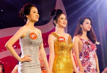 Hoa khôi sinh viên Việt Nam năm 2018 mang vẻ đẹp tươi tắn, tự nhiên