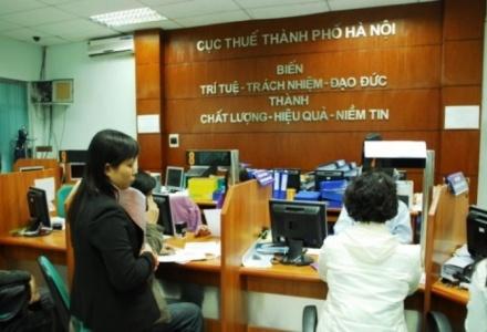 Hà Nội: Công khai danh sách 96 đơn vị nợ thuế, phí và tiền thuê đất