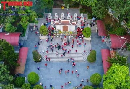 Hà Tĩnh: Khát vọng hoà bình Ngã ba Đồng Lộc