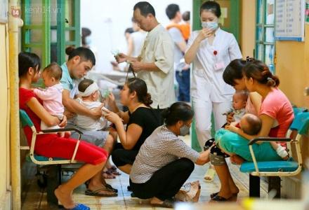 Dịch bệnh sởi lan rộng ở 43 tỉnh, thành phố trong cả nước