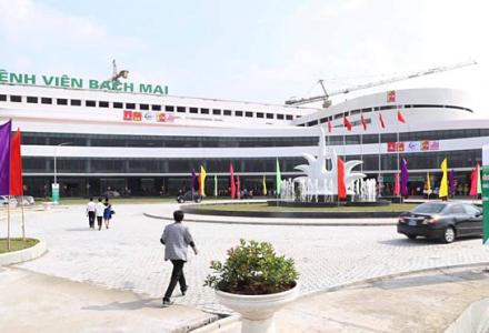 Bệnh viện Bạch Mai cơ sở 2 tại Hà Nam sắp hoạt động chính thức