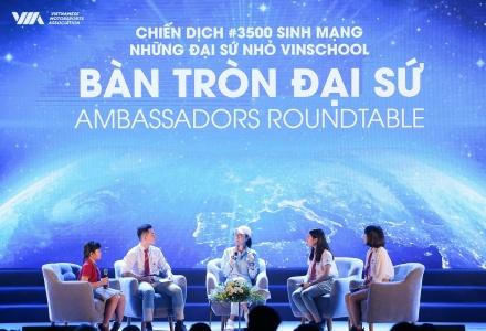 Teen Việt tự tin thảo luận bằng tiếng Anh với ngôi sao Hollywood Dương Tử Quỳnh