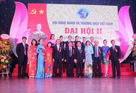 Trung ương Hội Nghệ nhân và Thương hiệu Việt Nam tổ chức thành công Đại hội lần II (nhiệm kì 2019 – 2024)