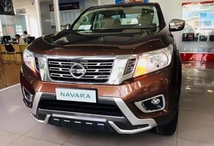 Lỗi ổ khoá, hơn 600 xe bán tải Nissan Navara bị triệu hồi