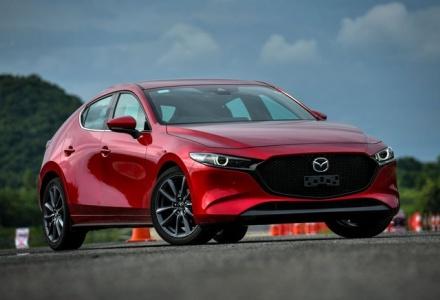 Mazda 3 2019 thế hệ mới có giá hơn 700 triệu đồng