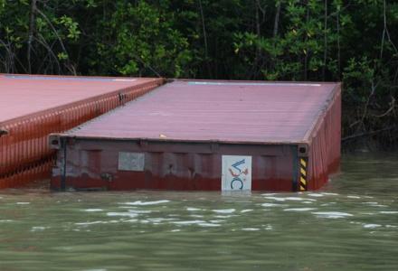 Thủ tướng có công điện khẩn về vụ chìm tàu 8.000 tấn ở Cần Giờ