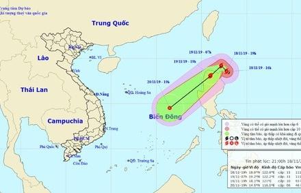 Hỏa tốc ứng phó với cơn bão Kalmaegi và gió mùa Đông Bắc