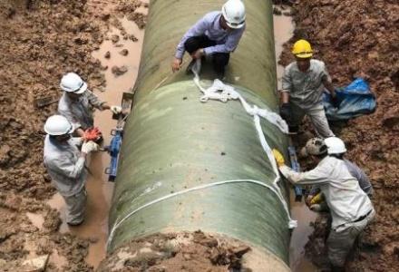 Thủ tướng yêu cầu xử lý sự cố đường ống nước sạch sông Đà